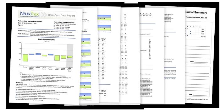 BrainCare Data Report